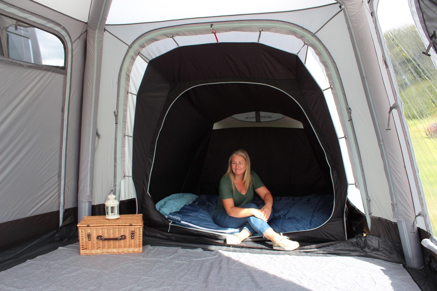 Outdoor Revolution Cayman Air 2021 Norwich Camping14
