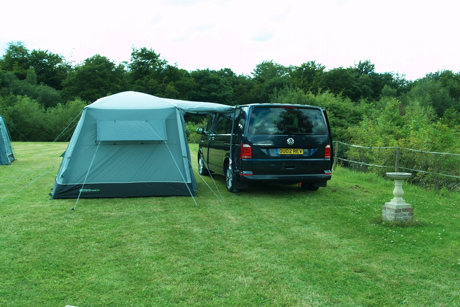 Outdoor Revolution Cayman Midi Air Driveaway Awning 2021 Norwich Camping9