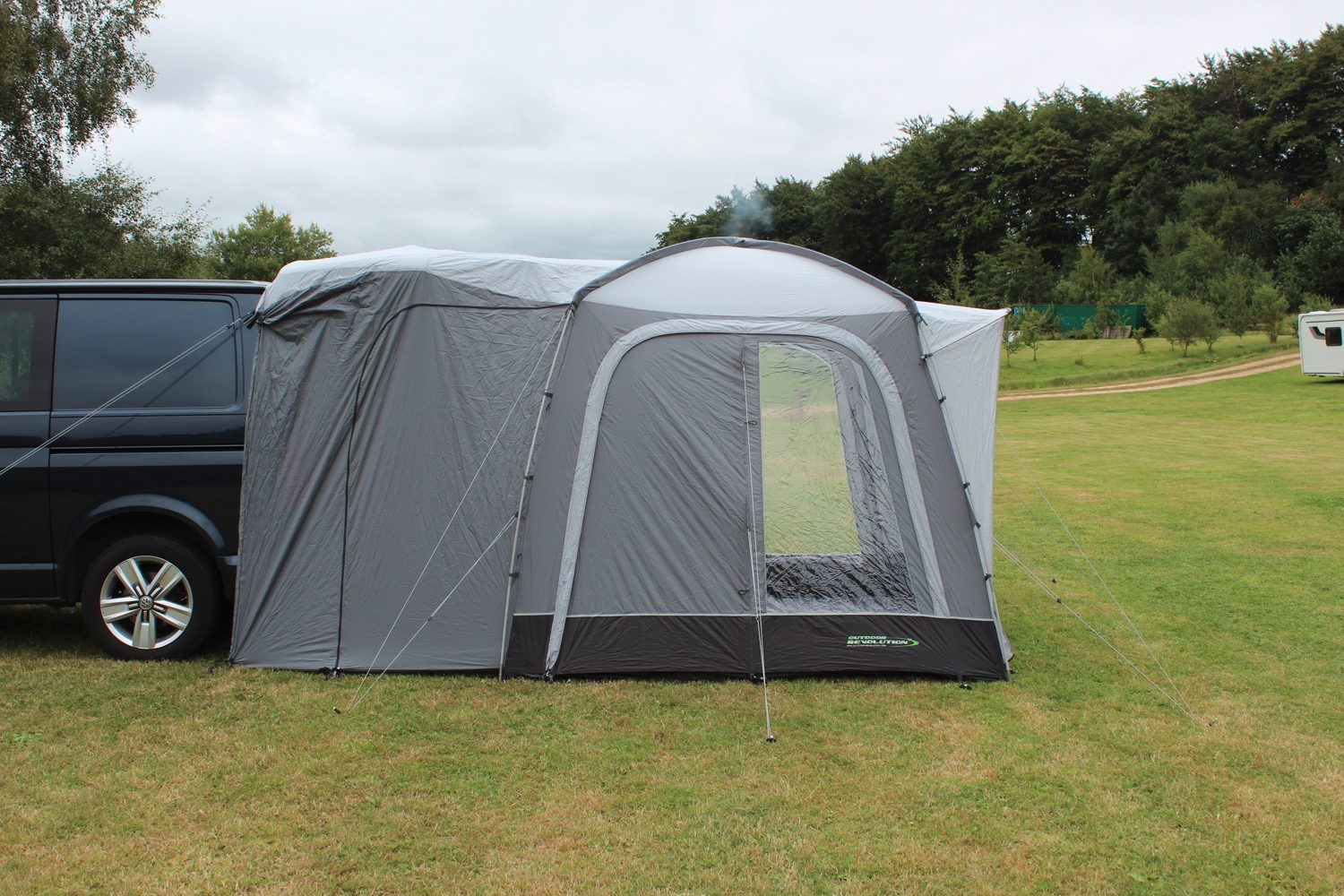 Outdoor Revolution Cayman Tail Poled Awning 2021 Norwich Camping 1