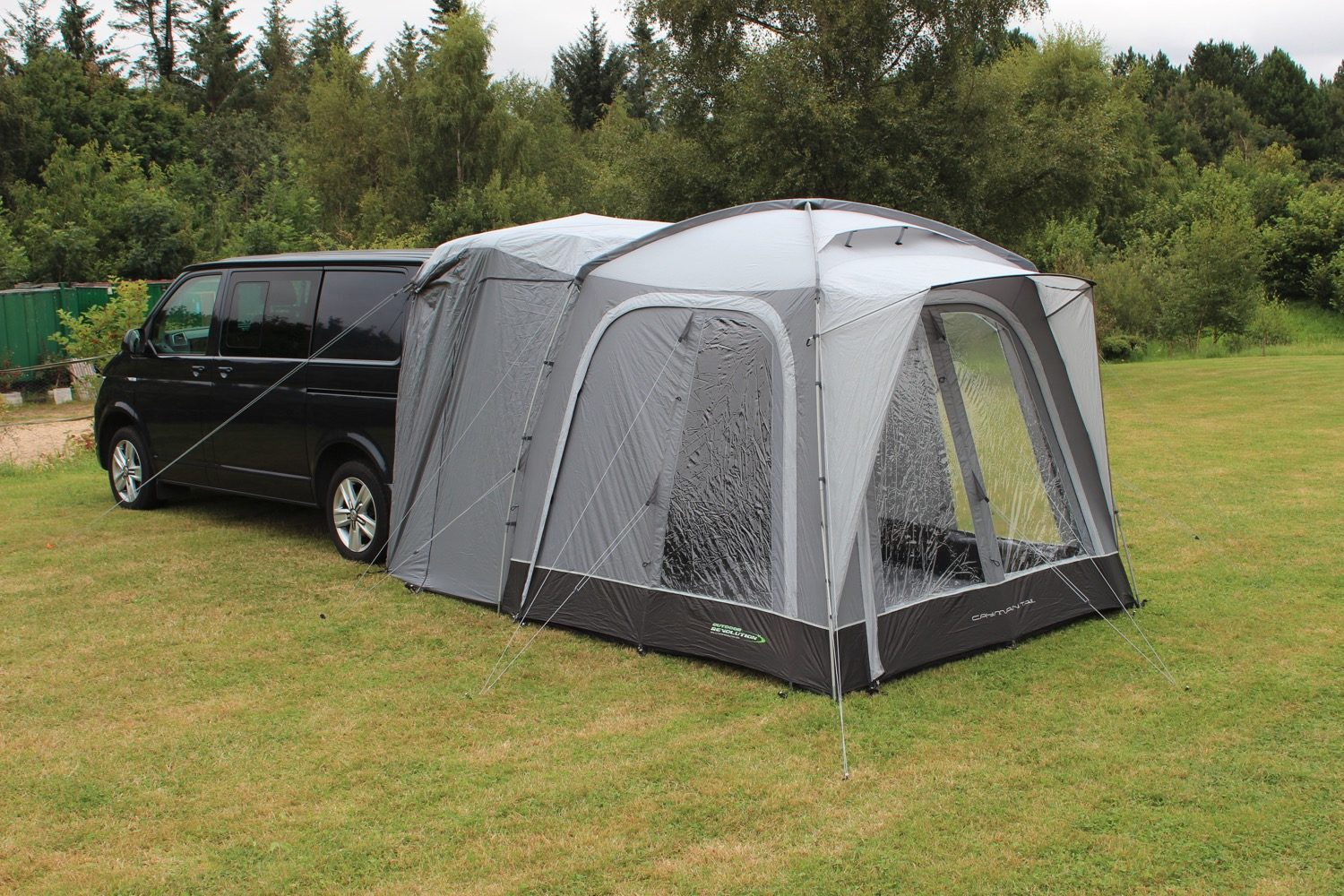 Outdoor Revolution Cayman Tail Poled Awning 2021 Norwich Camping 3