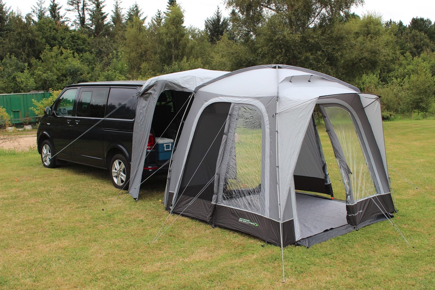 Outdoor Revolution Cayman Tail Poled Awning 2021 Norwich Camping 16