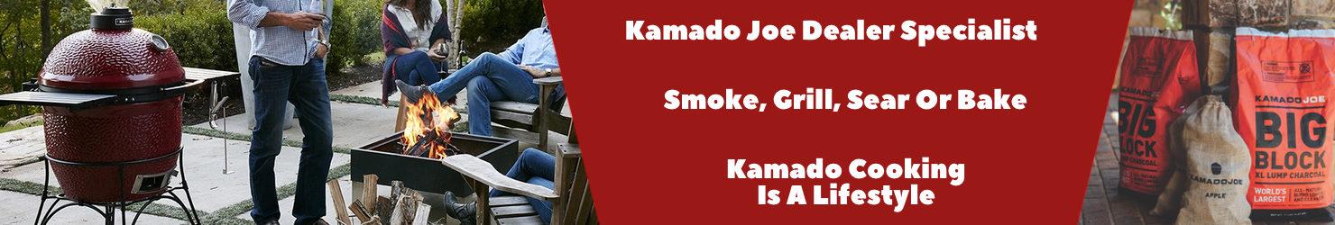 Kamado Banner Main