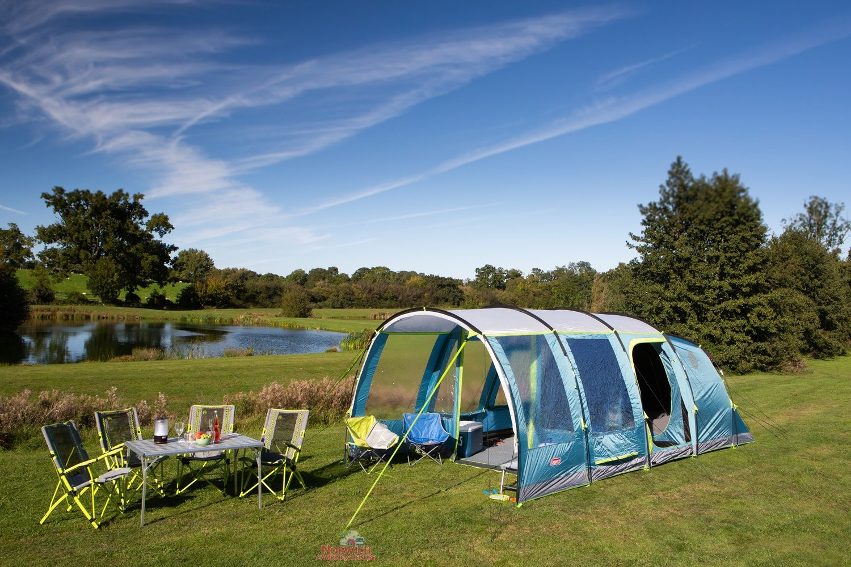 Coleman Castle Pines 4L Norwich Camping2