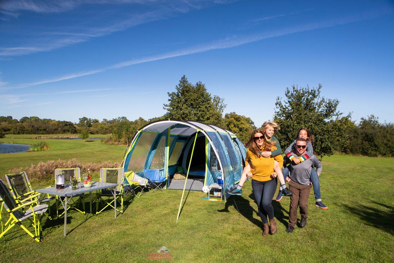Coleman Castle Pines 4L Norwich Camping3