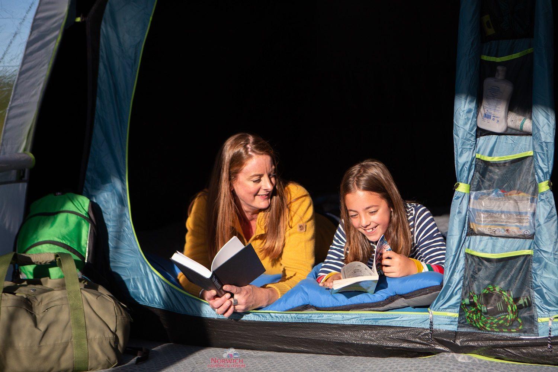 Coleman Castle Pines 4L Norwich Camping8