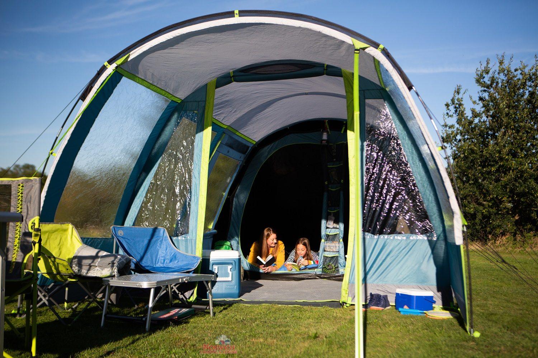 Coleman Castle Pines 4L Norwich Camping9