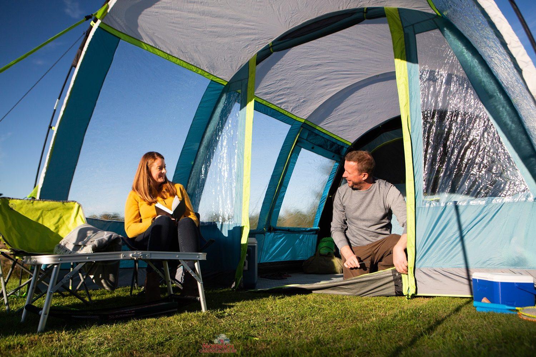 Coleman Castle Pines 4L Norwich Camping10
