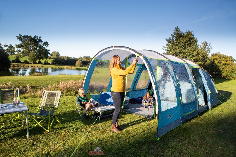 Coleman Castle Pines 4L Norwich Camping11
