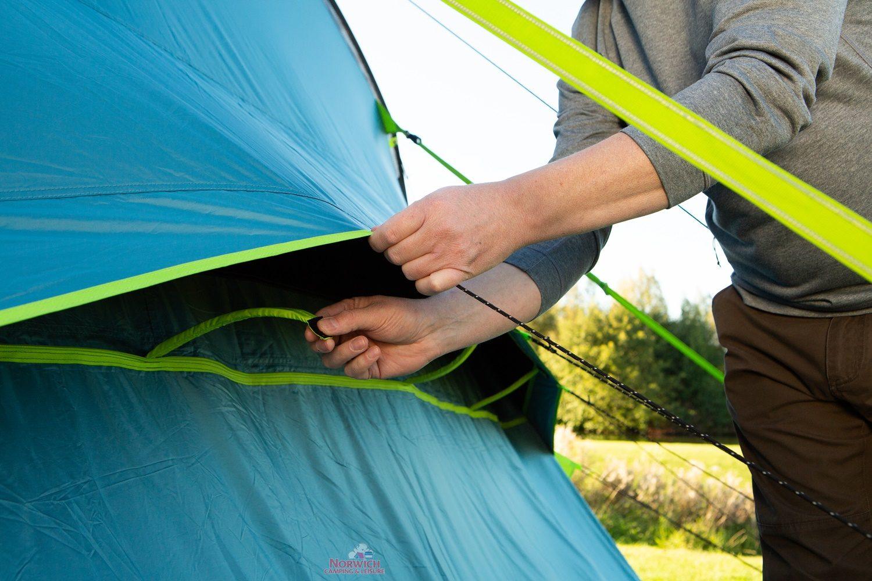 Coleman Castle Pines 4L Norwich Camping12