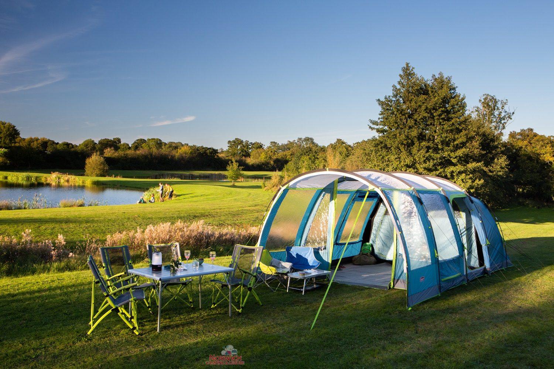 Coleman Castle Pines 4L Norwich Camping14