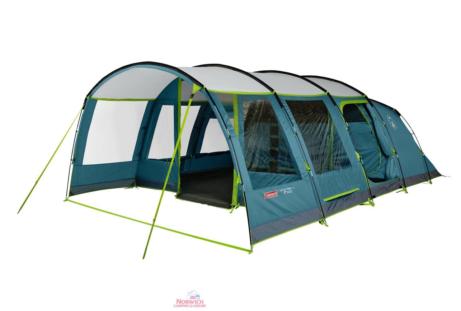 Coleman Castle Pines 6L Norwich Camping1