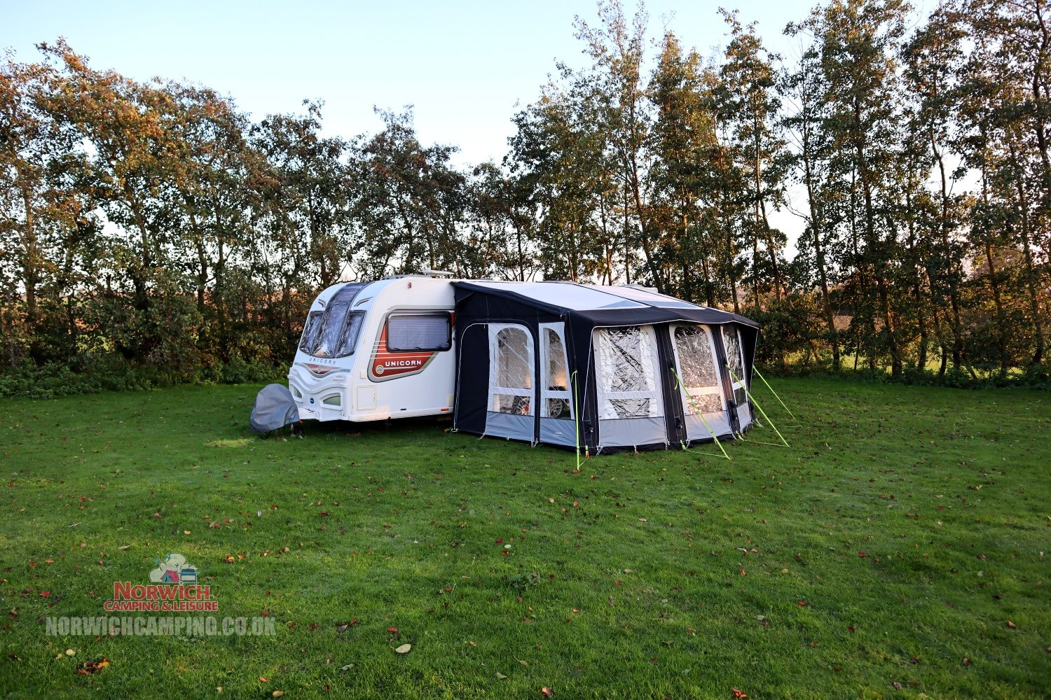 Dometic Ace Air Pro 400 Awning 2021 Norwichcampingimg 1383