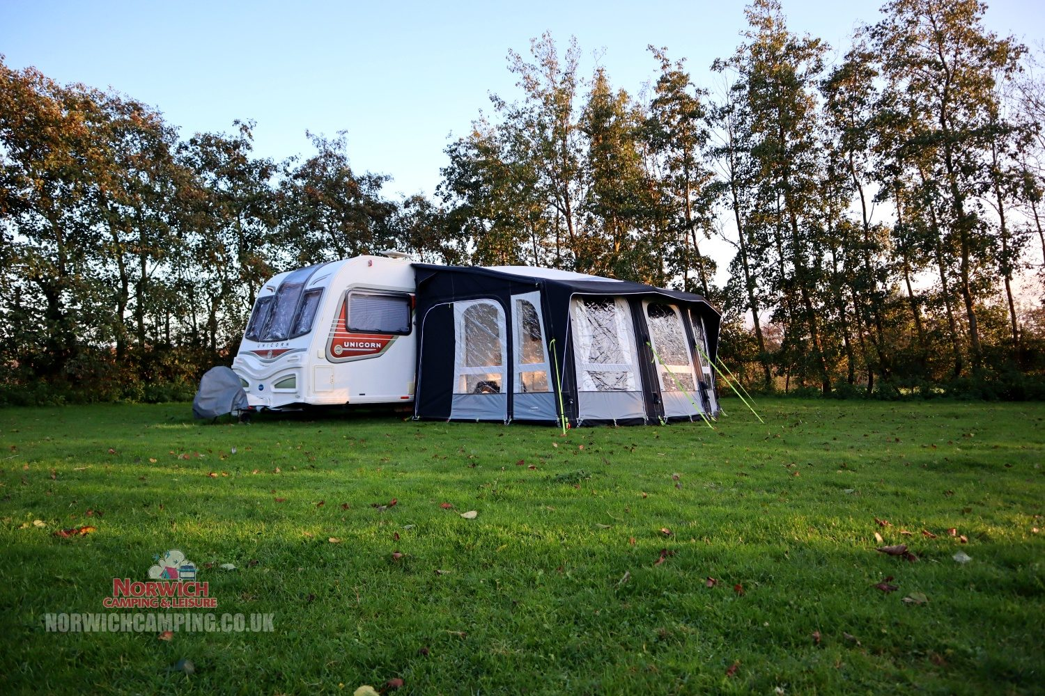 Dometic Ace Air Pro 400 Awning 2021 Norwichcampingimg 1384