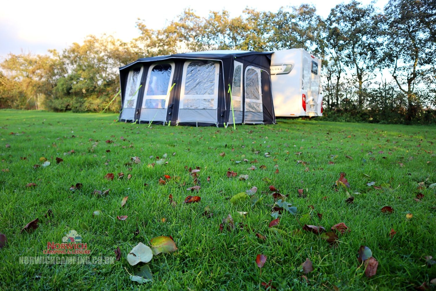 Dometic Ace Air Pro 400 Awning 2021 Norwichcampingimg 1386