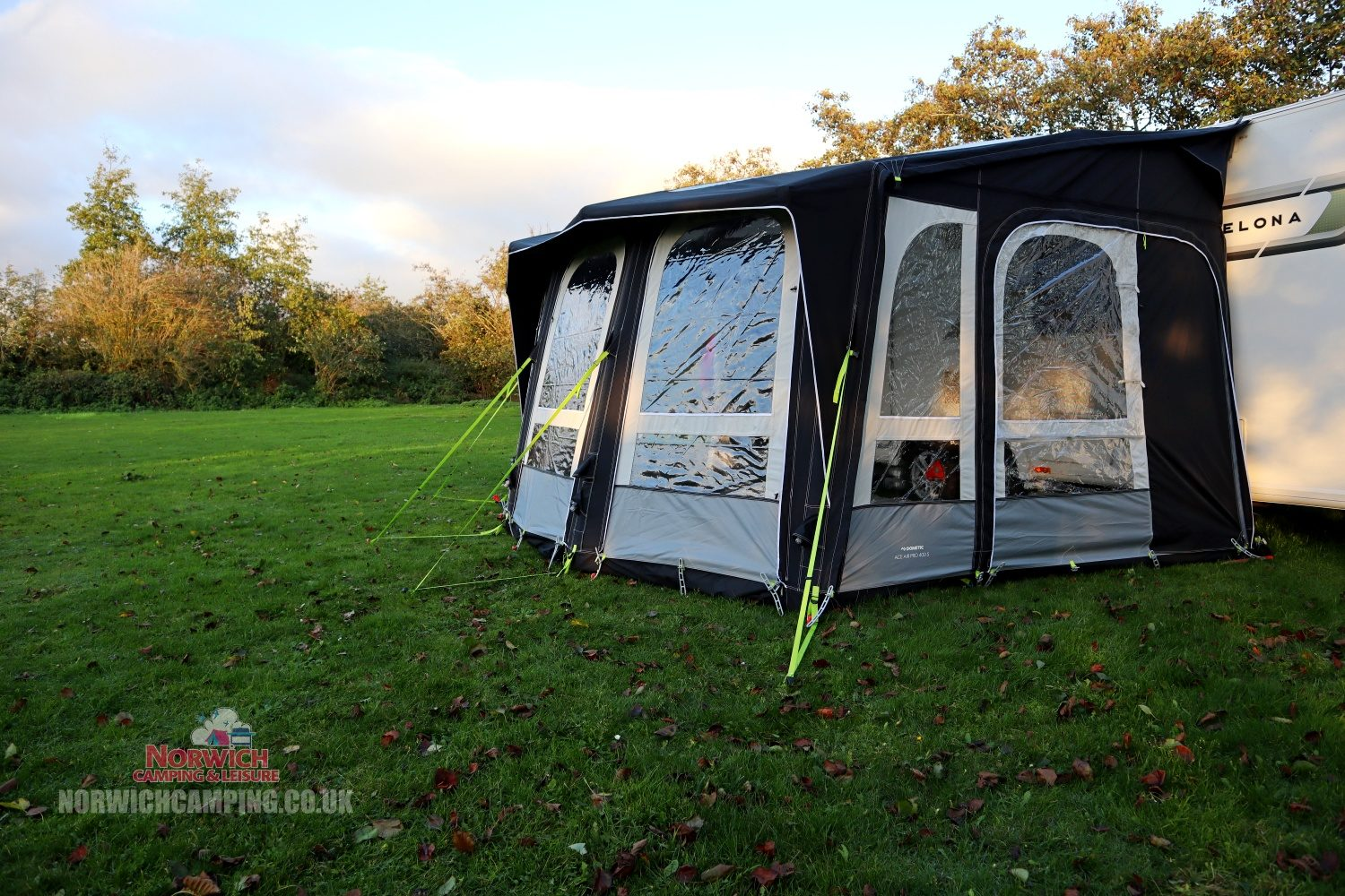 Dometic Ace Air Pro 400 Awning 2021 Norwichcampingimg 1387
