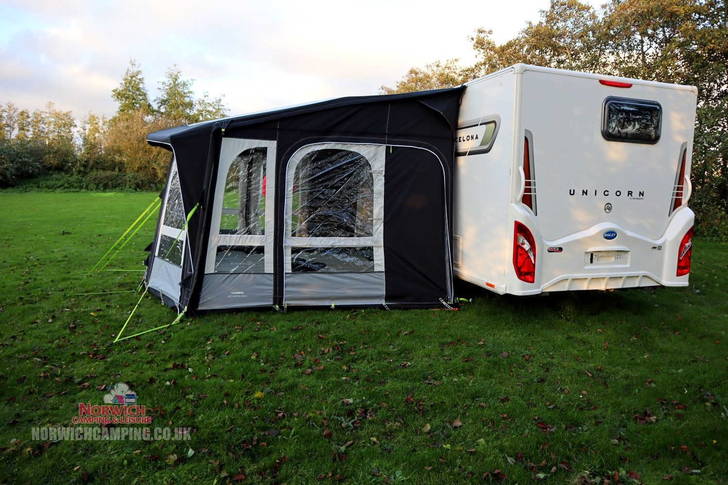 Dometic Ace Air Pro 400 Awning 2021 Norwichcampingimg 1389