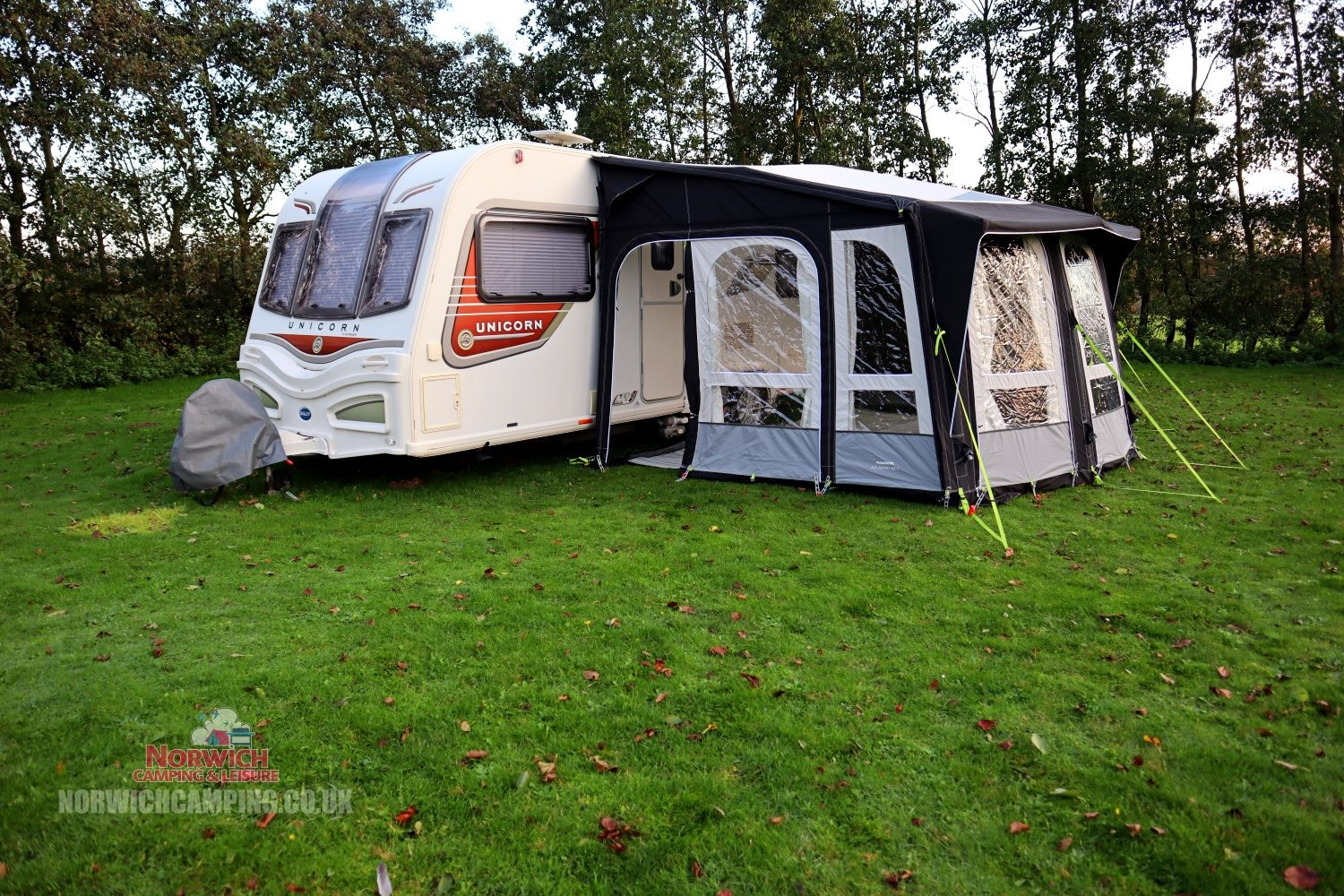 Dometic Ace Air Pro 400 Awning 2021 Norwichcampingimg 1399