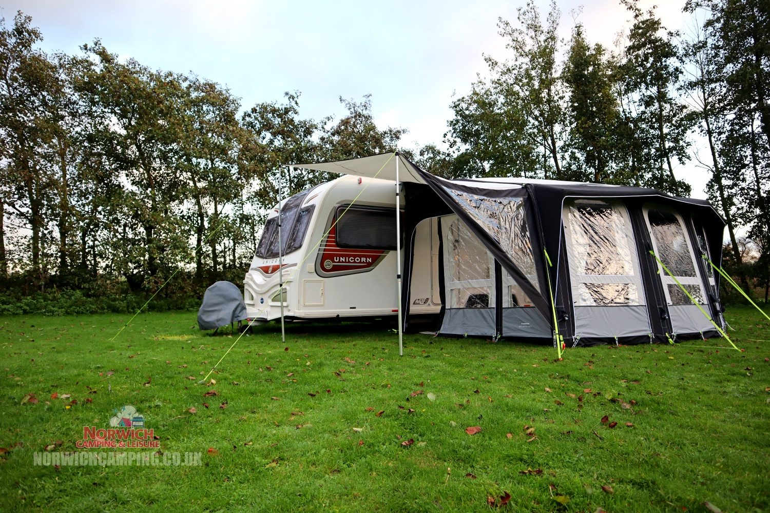 Dometic Ace Air Pro 400 Awning 2021 Norwichcampingimg 1413