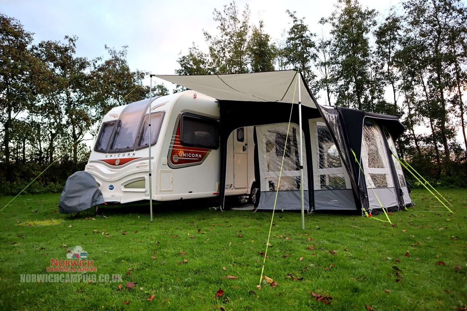 Dometic Ace Air Pro 400 Awning 2021 Norwichcampingimg 1414