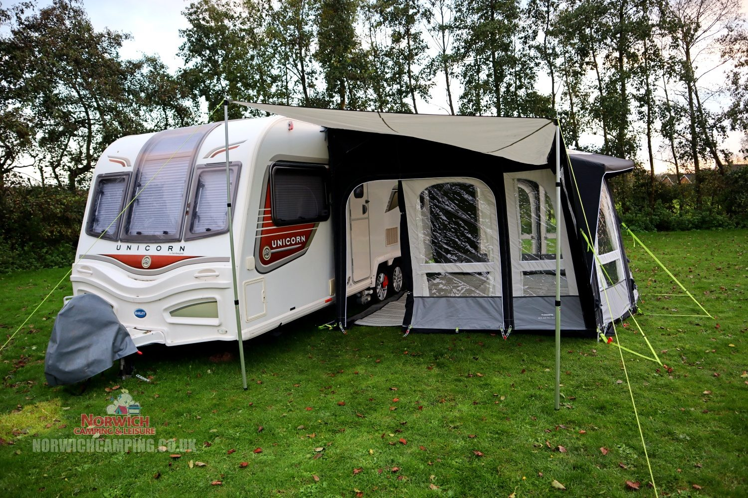 Dometic Ace Air Pro 400 Awning 2021 Norwichcampingimg 1417