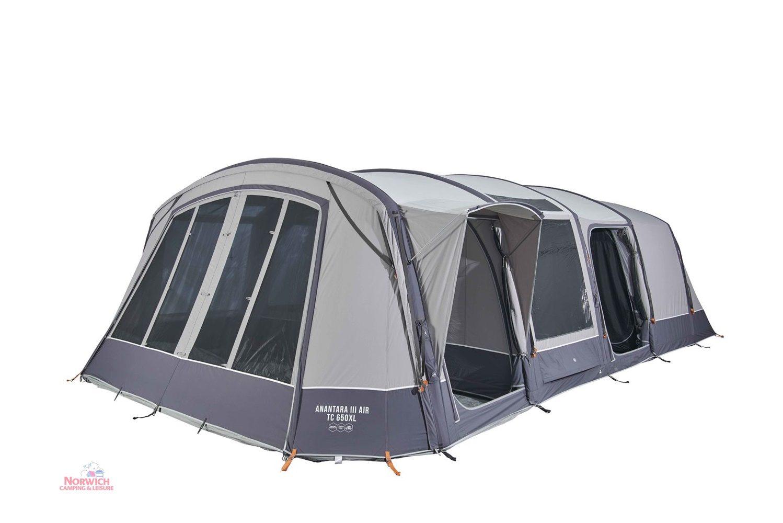 Vango Anantara Iii 650Xl Tc S I Pro Tent 2021 Norwichcamping Co Uk 4
