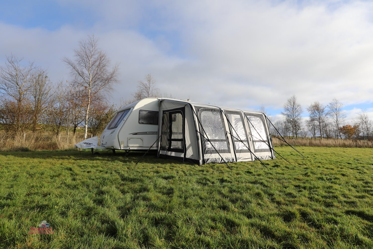 Vango Balletto 400 Air Awning Norwichcamping 11