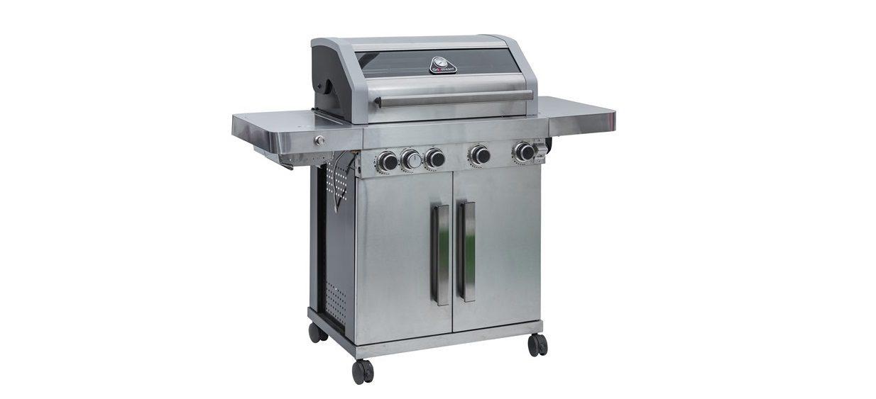 Grillstream Gourmet 4 Burner 1