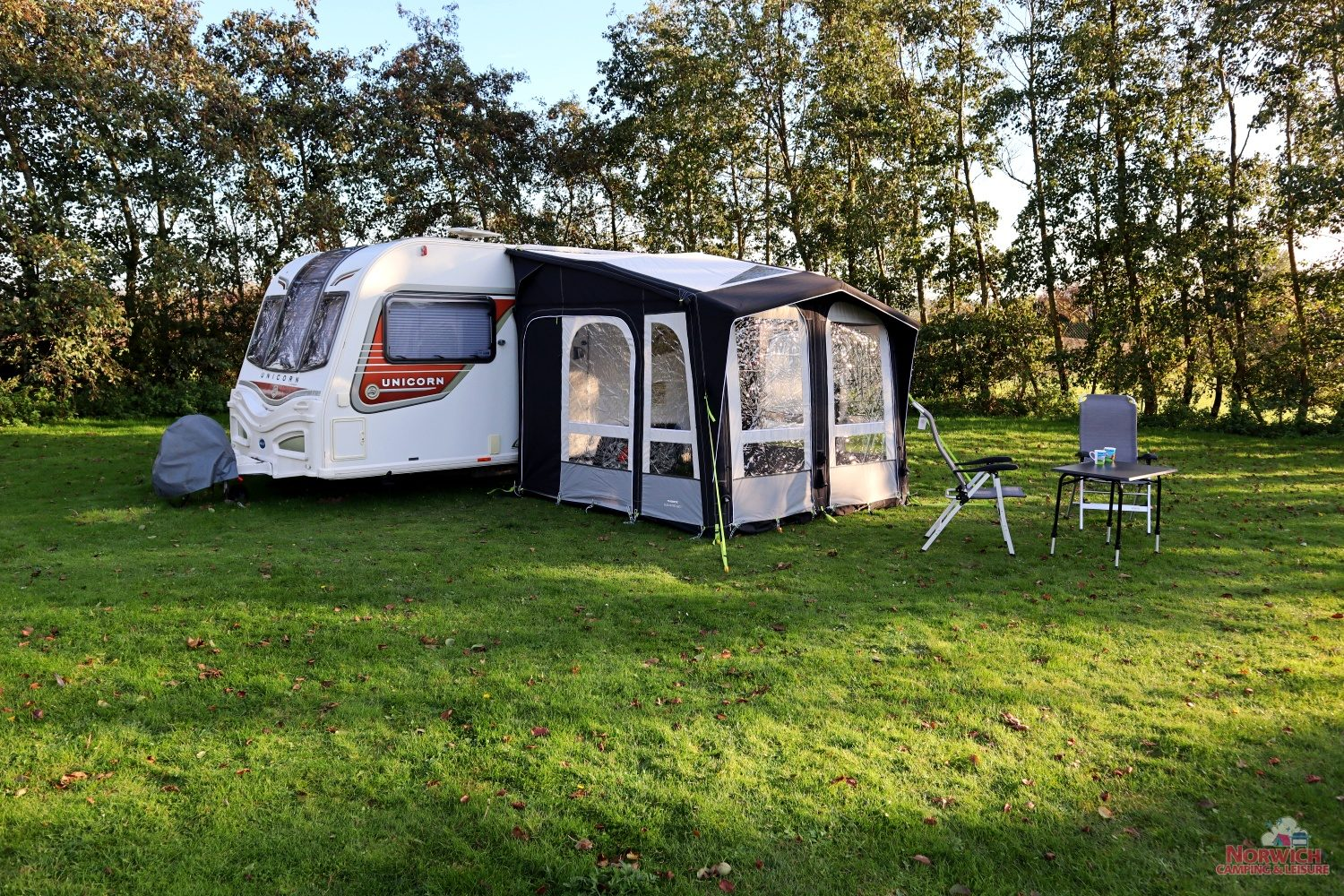 Dometic Club Air Pro 260 S Awning 2021