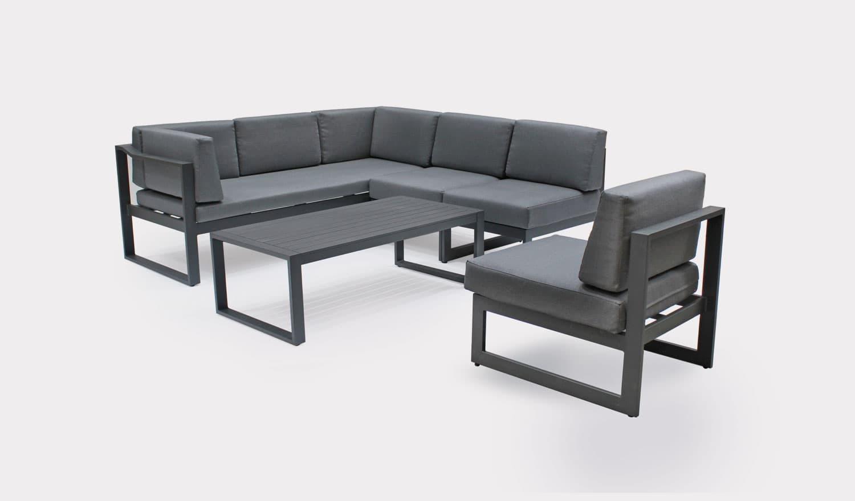 Kettler Versa Corner Lounge Set