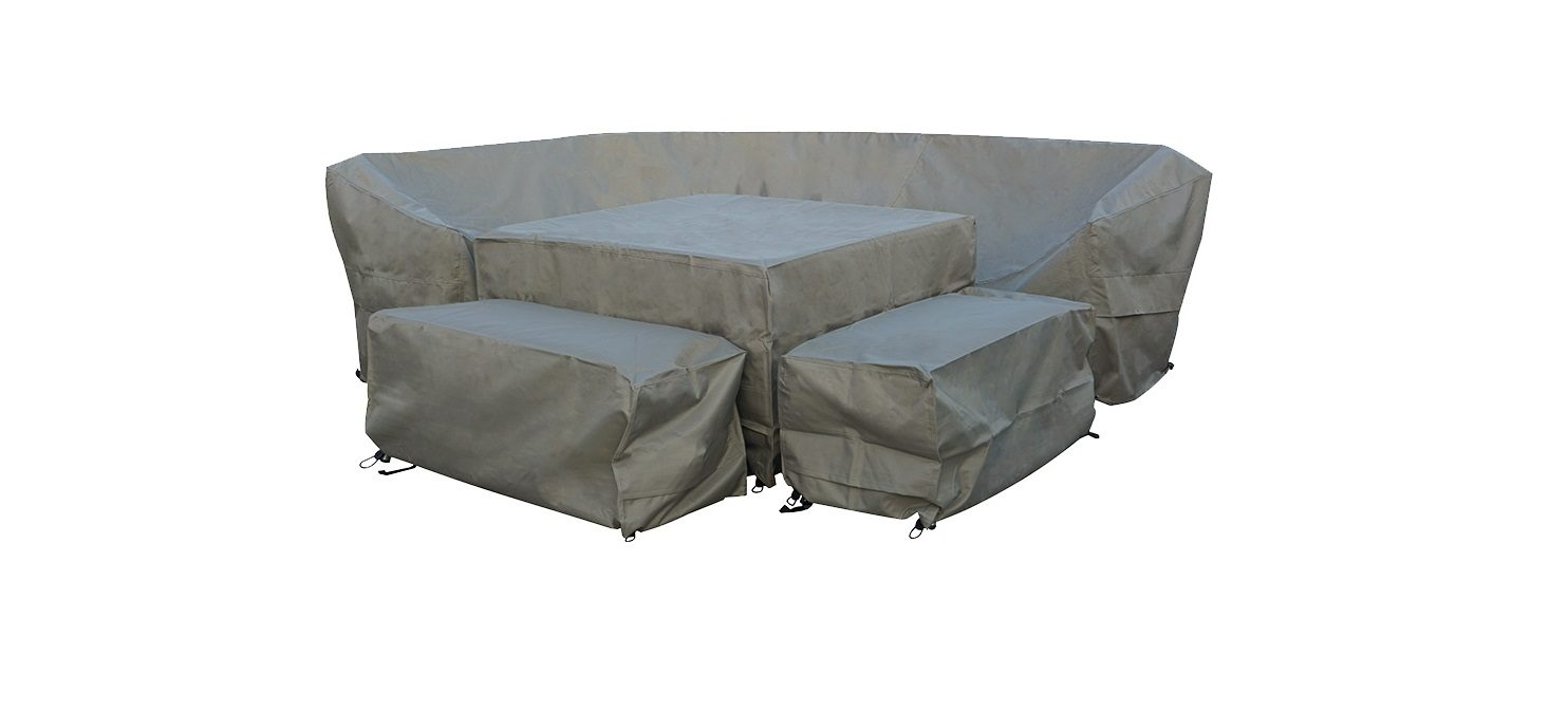 Bramblecrest Curved Sofa Set Covers