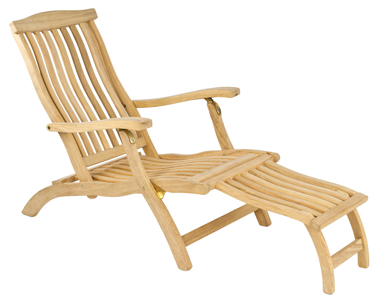 Alexander Rose Roble Steamer Chair - 148