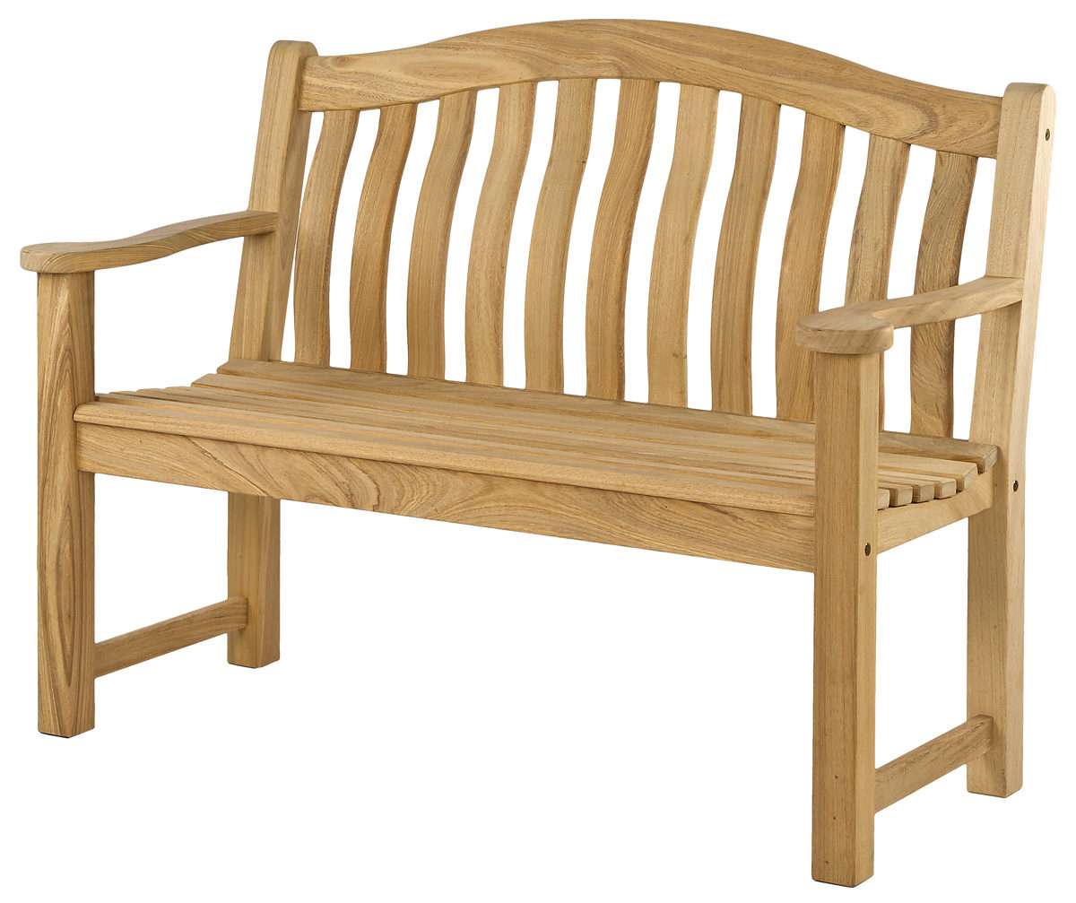 Alexander Rose Roble Turnberry 4ft Bench - 132