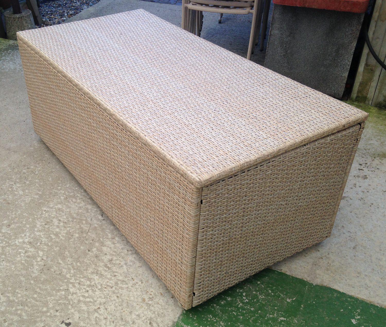 Norcamp Natural Weave Storage Box - Showroom Display Model