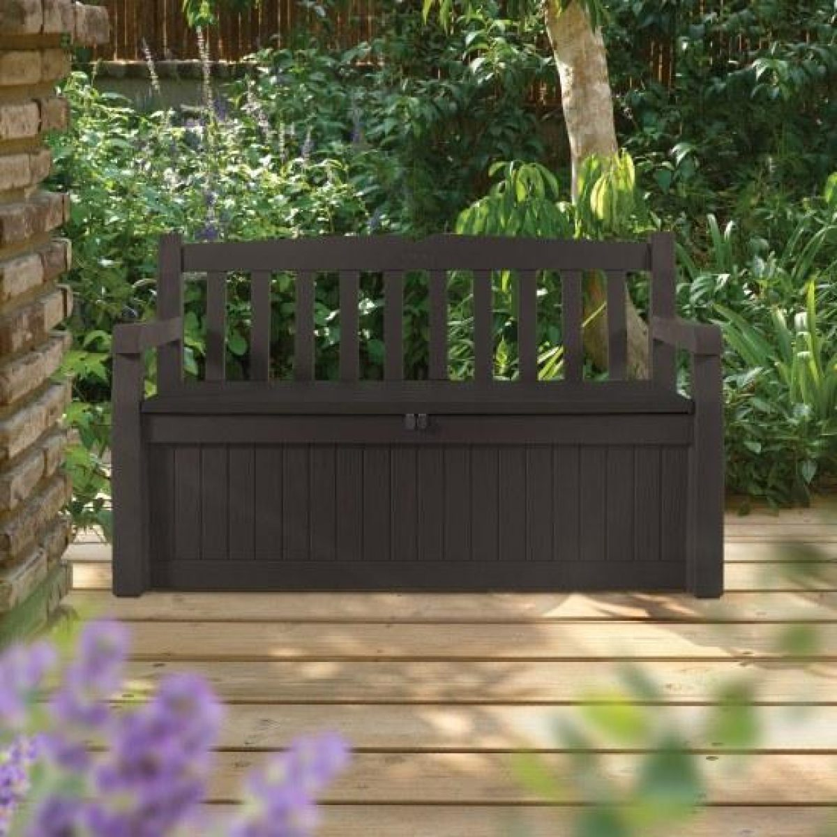 Garden Must Haves Iceni Storage Bench