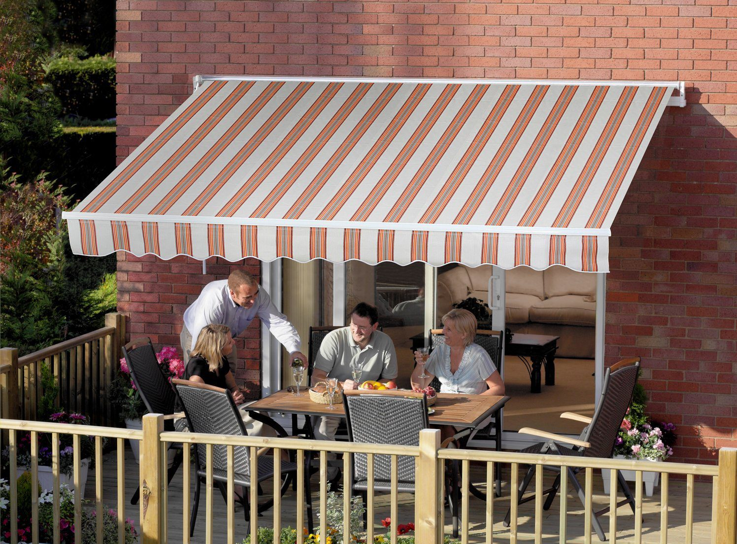 Norcamp Kingston 3.5m Patio Awning