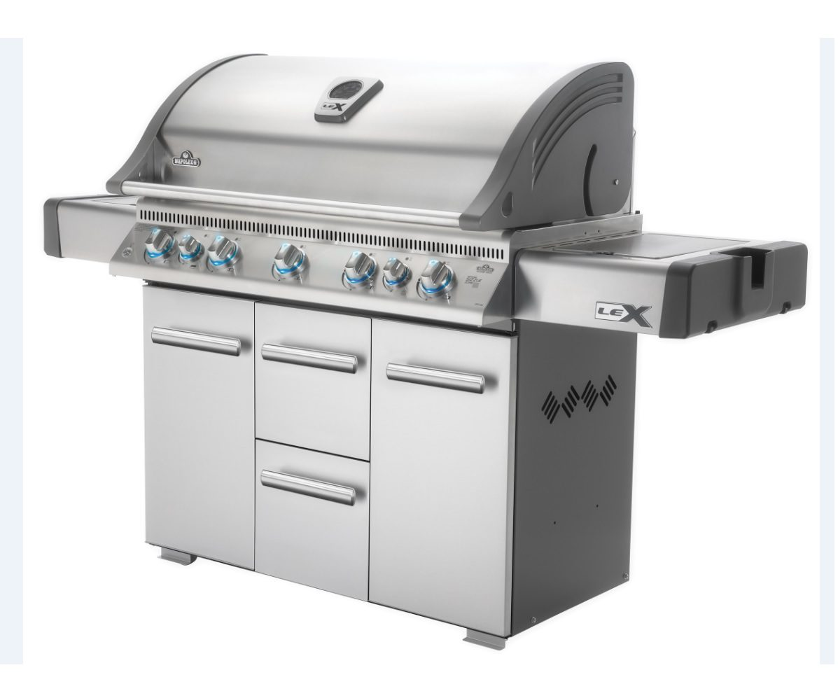 Napoleon Lex Series 730 Barbecue