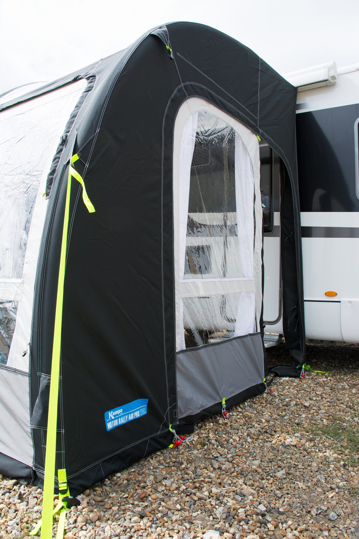 Kampa Motor Rally Air Pro 260 Xl Motor Home Awning 2016 Motorhome Awning Norwich Camping