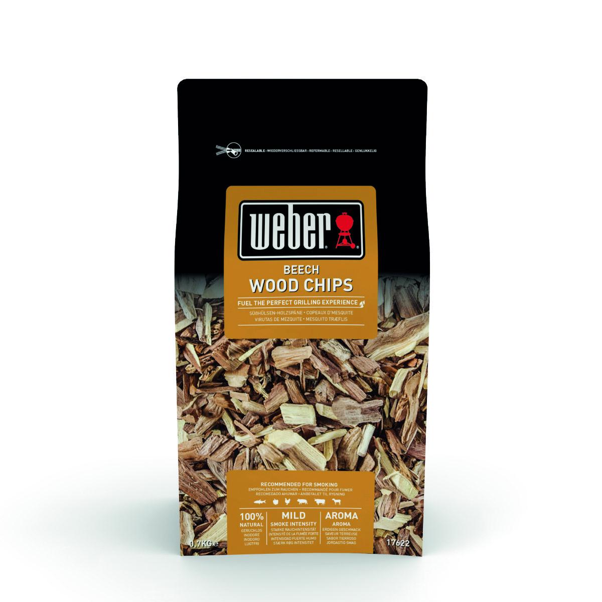 Weber Beech Chips