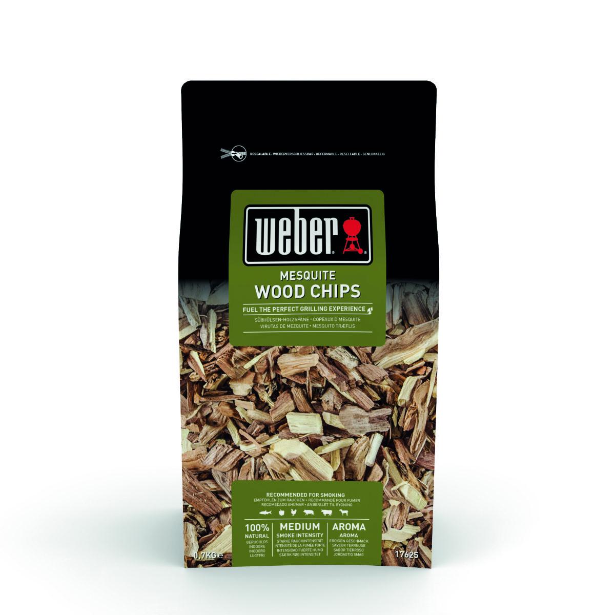 Weber mesquite Chips