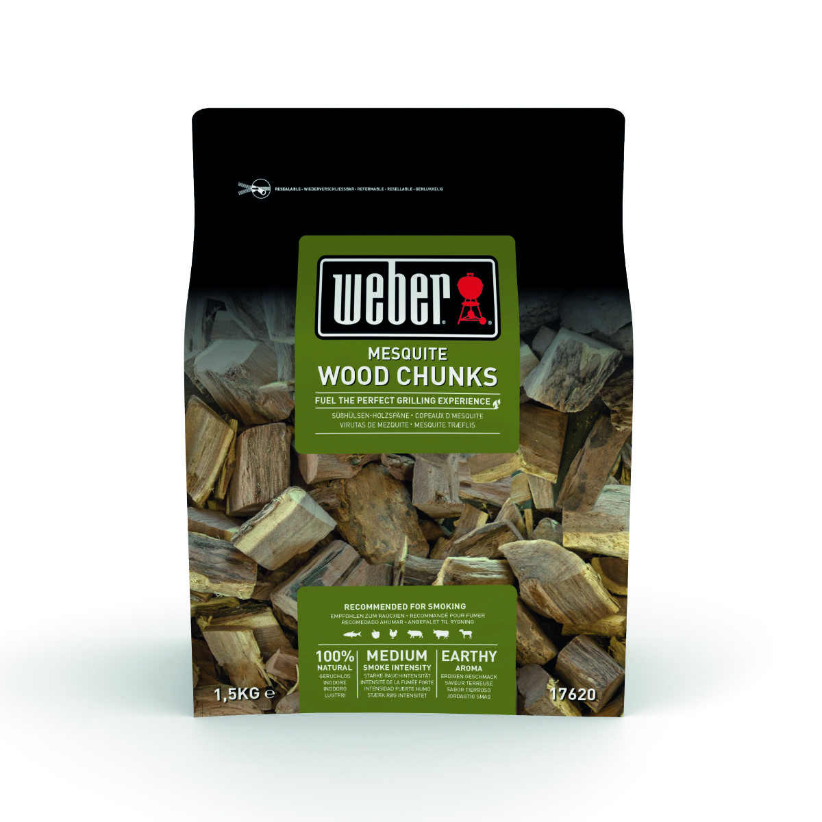 Weber Mesquite Wood Chunks