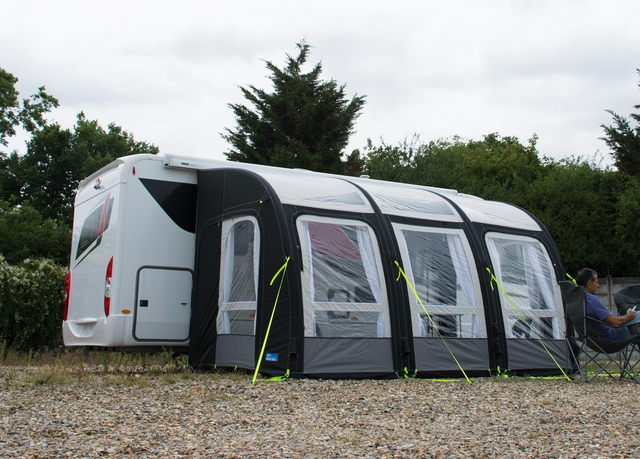 Motorhome Awnings Driveaway Awning Norwich Camping