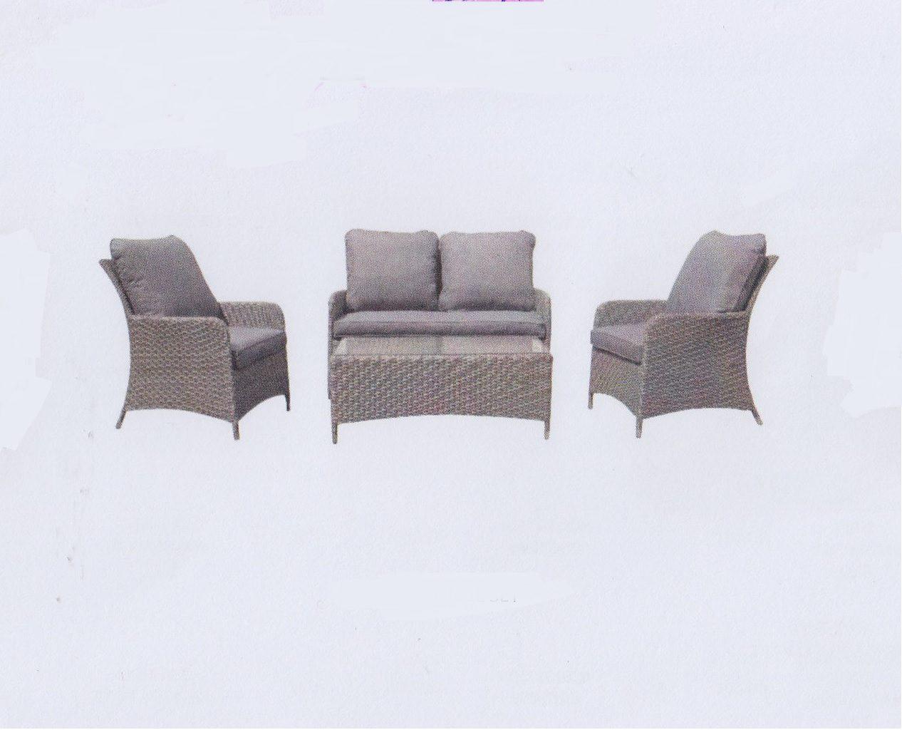 Belize lounge set