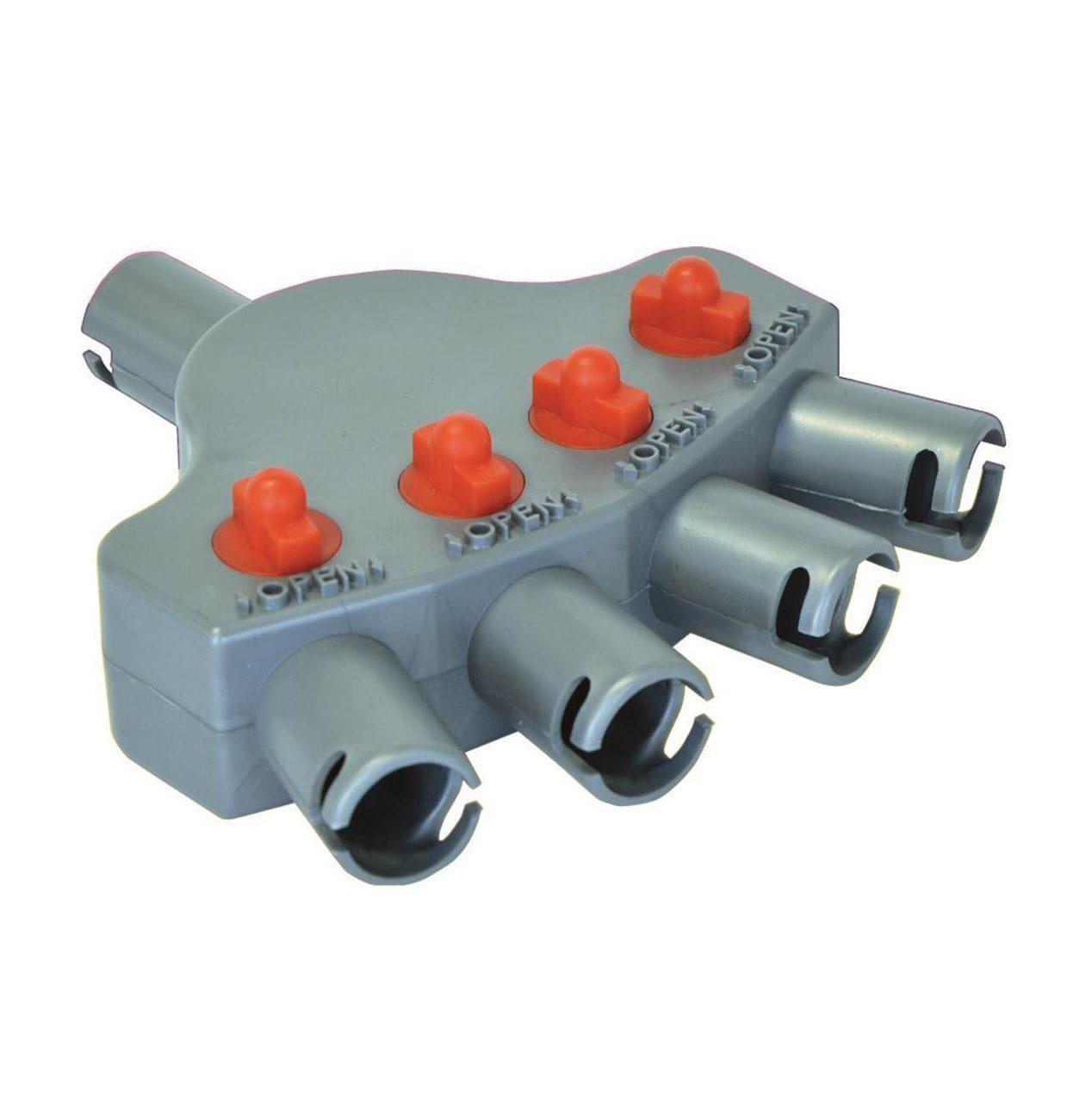Leisurewize quattro valve