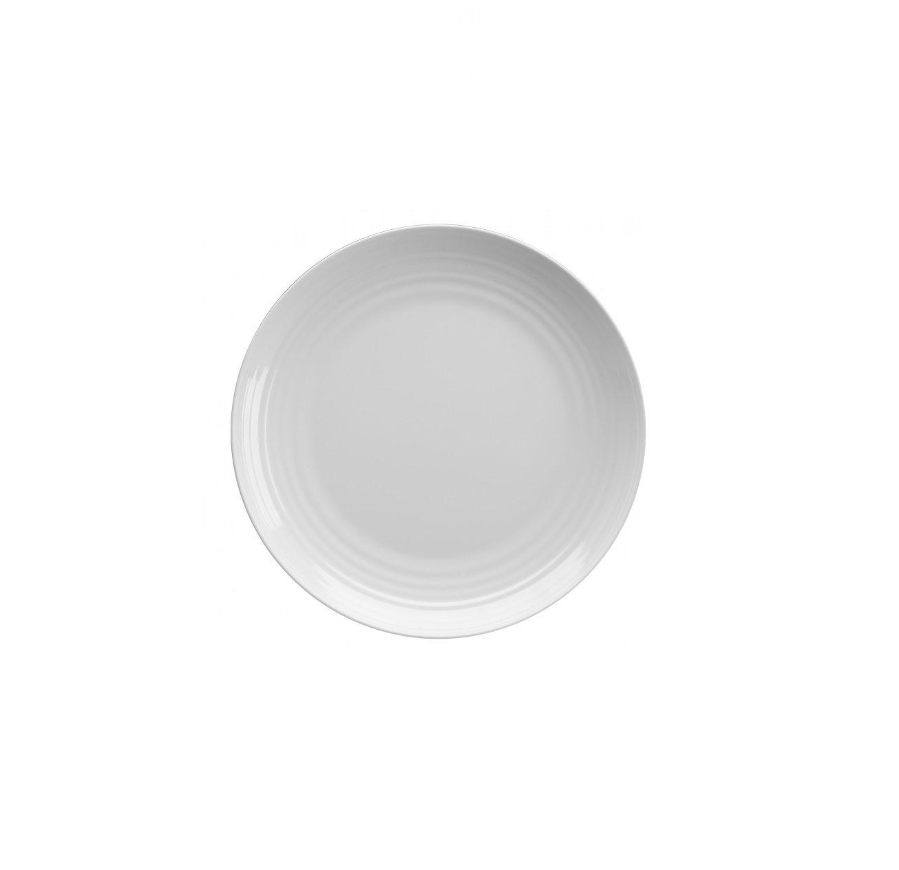 Flamefield Seramika Vanilla Dinner Plate