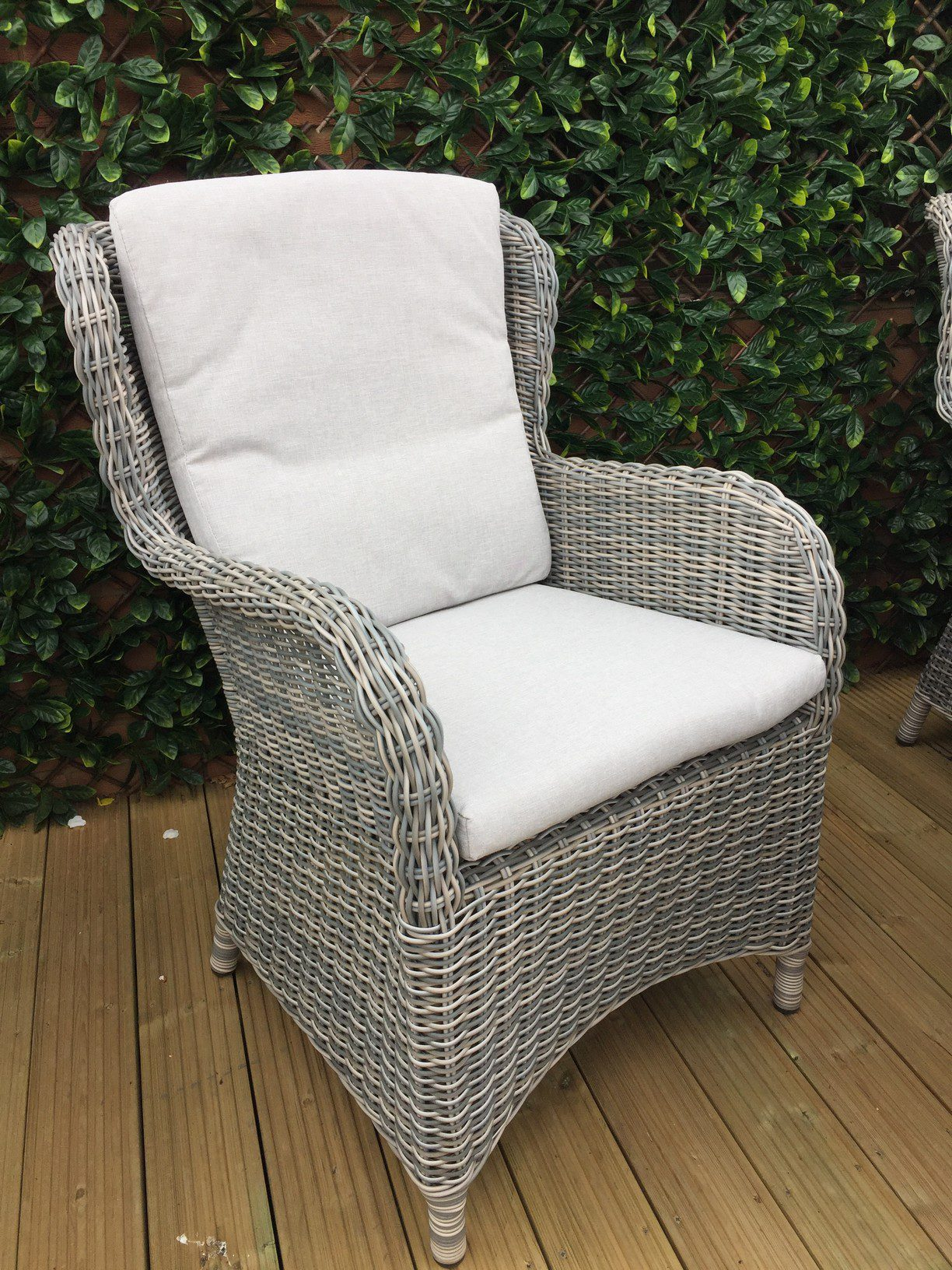 Taste By 4 Seasons Penida 6 Seat Set Roca Weave 13