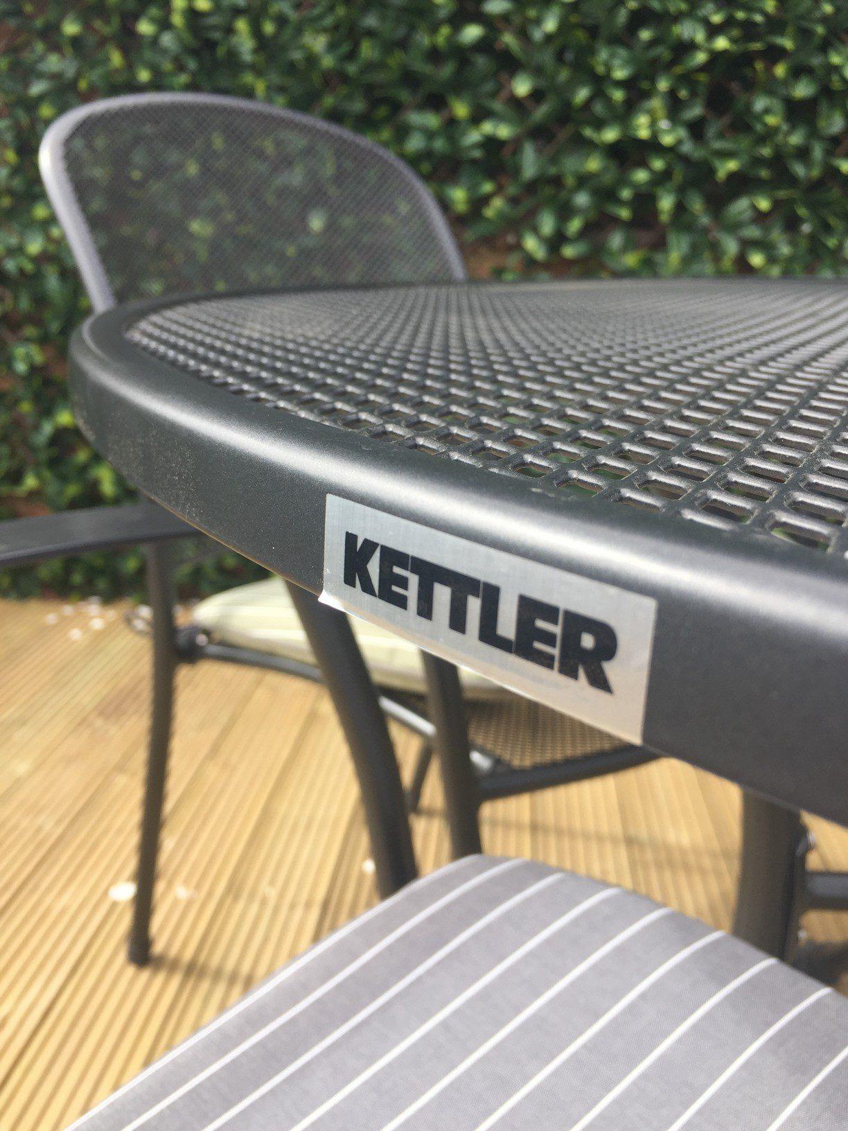 Kettler Caredo 110Cm Round Mesh Set 2