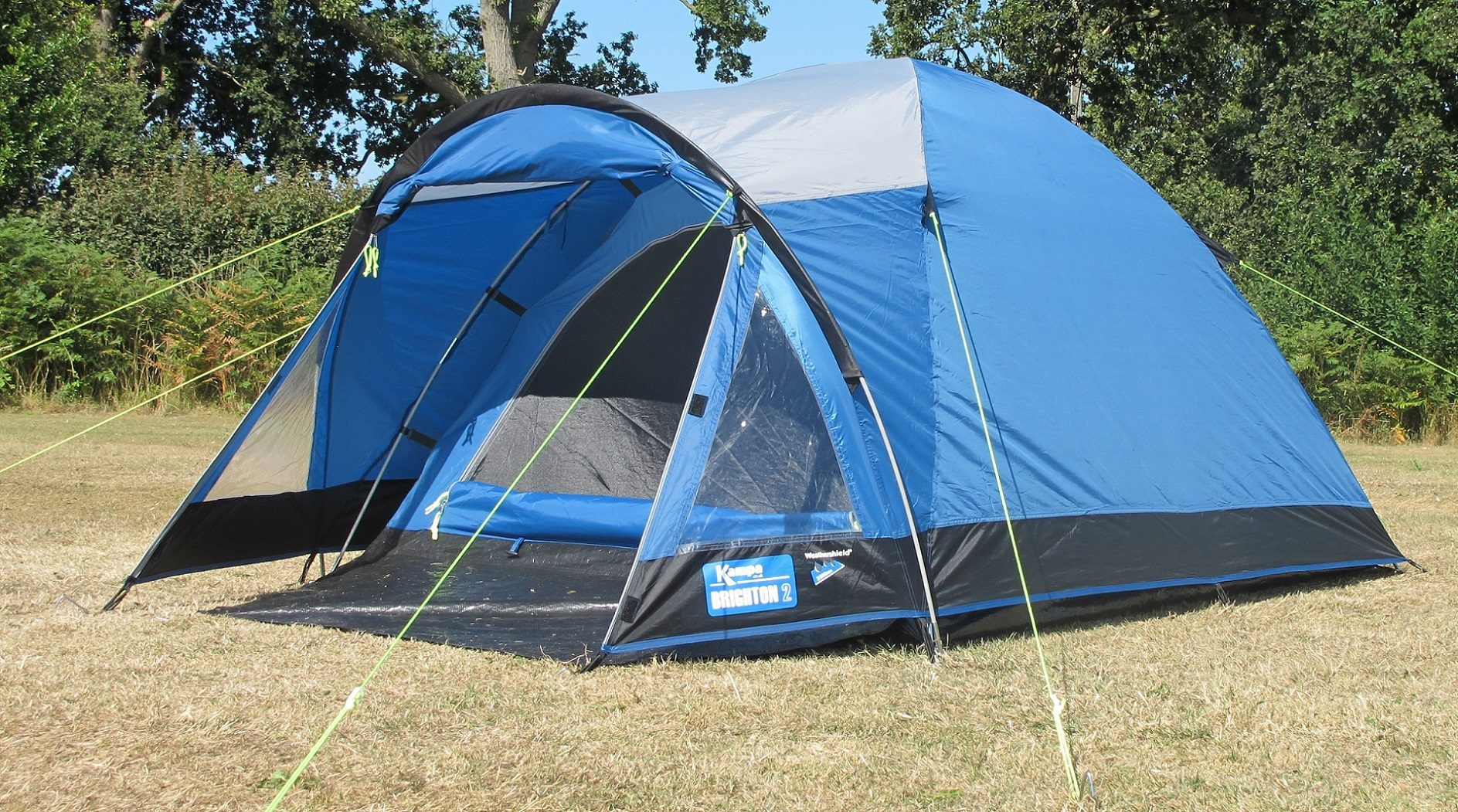 Kampa Brighton 4 Tent 2015 - CT0087