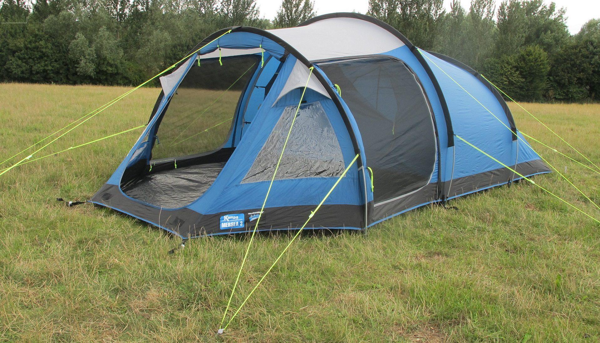 Kampa Mersea 3 Tent 2016 - CT0095