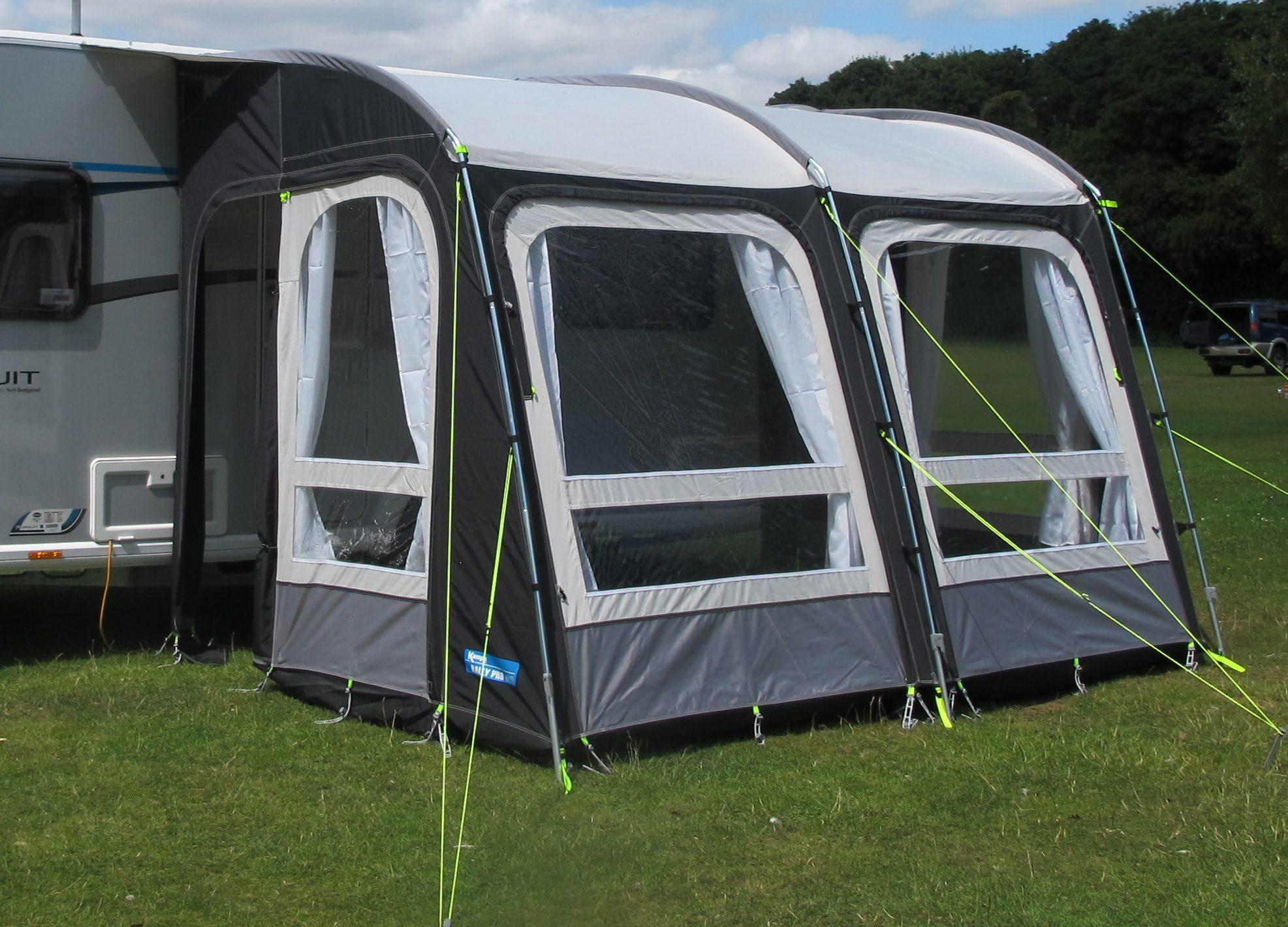 Kampa Poled Awnings Pro Awings Norwich Camping