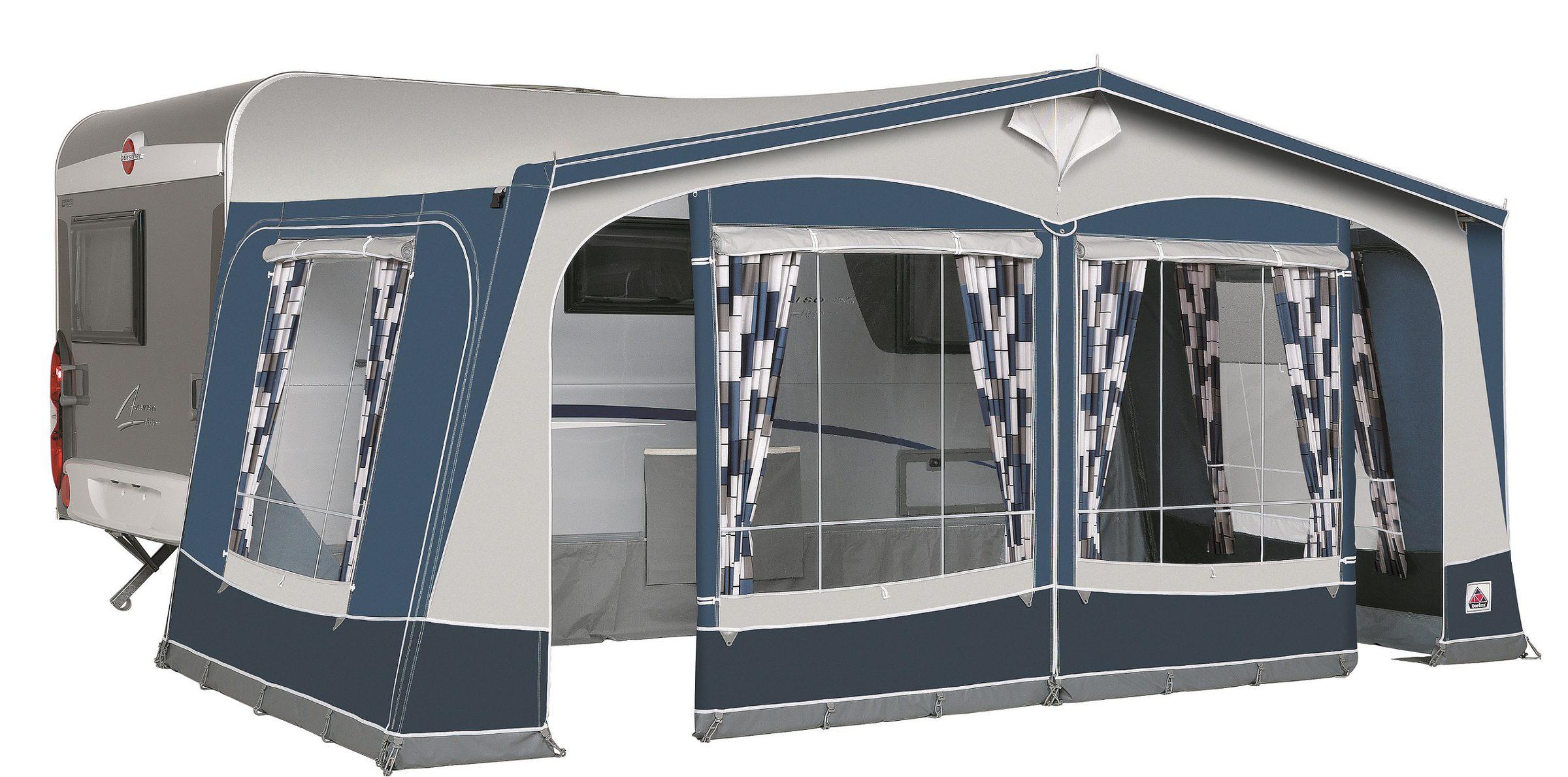 Dorema Garda 240 De Luxe Caravan Awning 2016